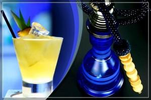 Coktails & Shisha - Feiern und chillen ist das Moto vom Towers Club & Lounge Freising