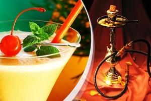 leckere Coktails & aromatische Shishas - das und vieles mehr bekommt ihr im Towers - Club & Lounge Freising